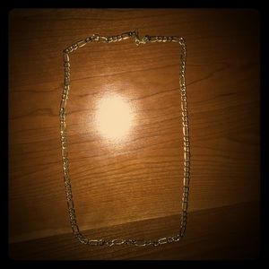 """10K Gold 080 Figuero Chain 20"""""""